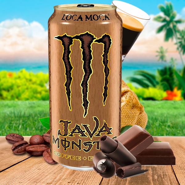 Café Monster Java Loca Moca