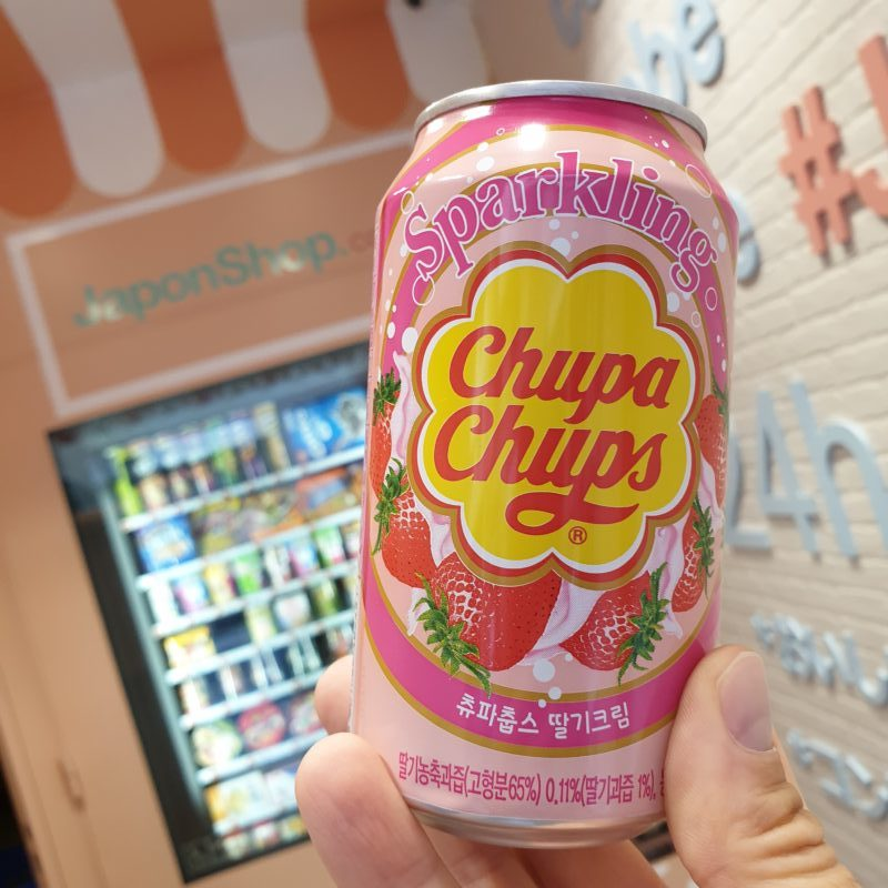 Ahora Chupa Chups también se bebe