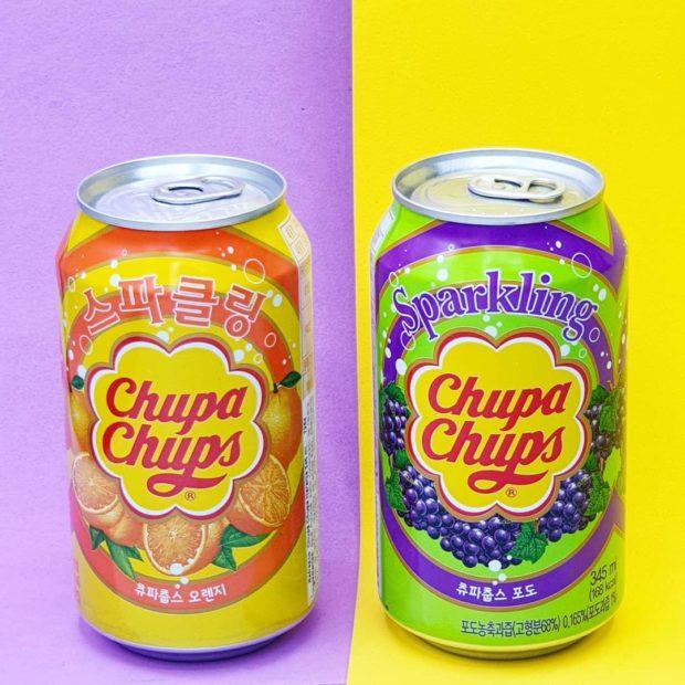 actualidad Combini Lovers japonshop refrescos japoneses  Ahora Chupa Chups también se bebe