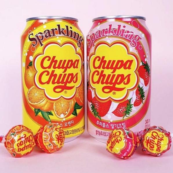La bebida de Chupa Chups se bebe!! Disponible en Japonshop!