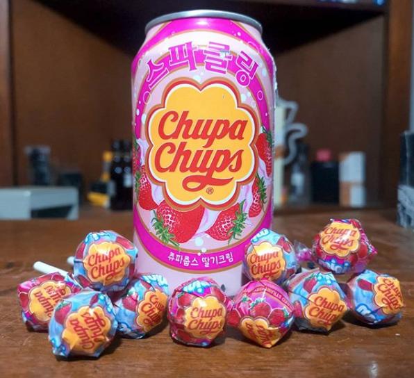 actualidad japonshop refrescos japoneses  La bebida de Chupa Chups se bebe!! Disponible en Japonshop!