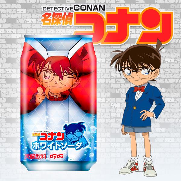 REGRESA Soda estilo Calpis Detective Conan