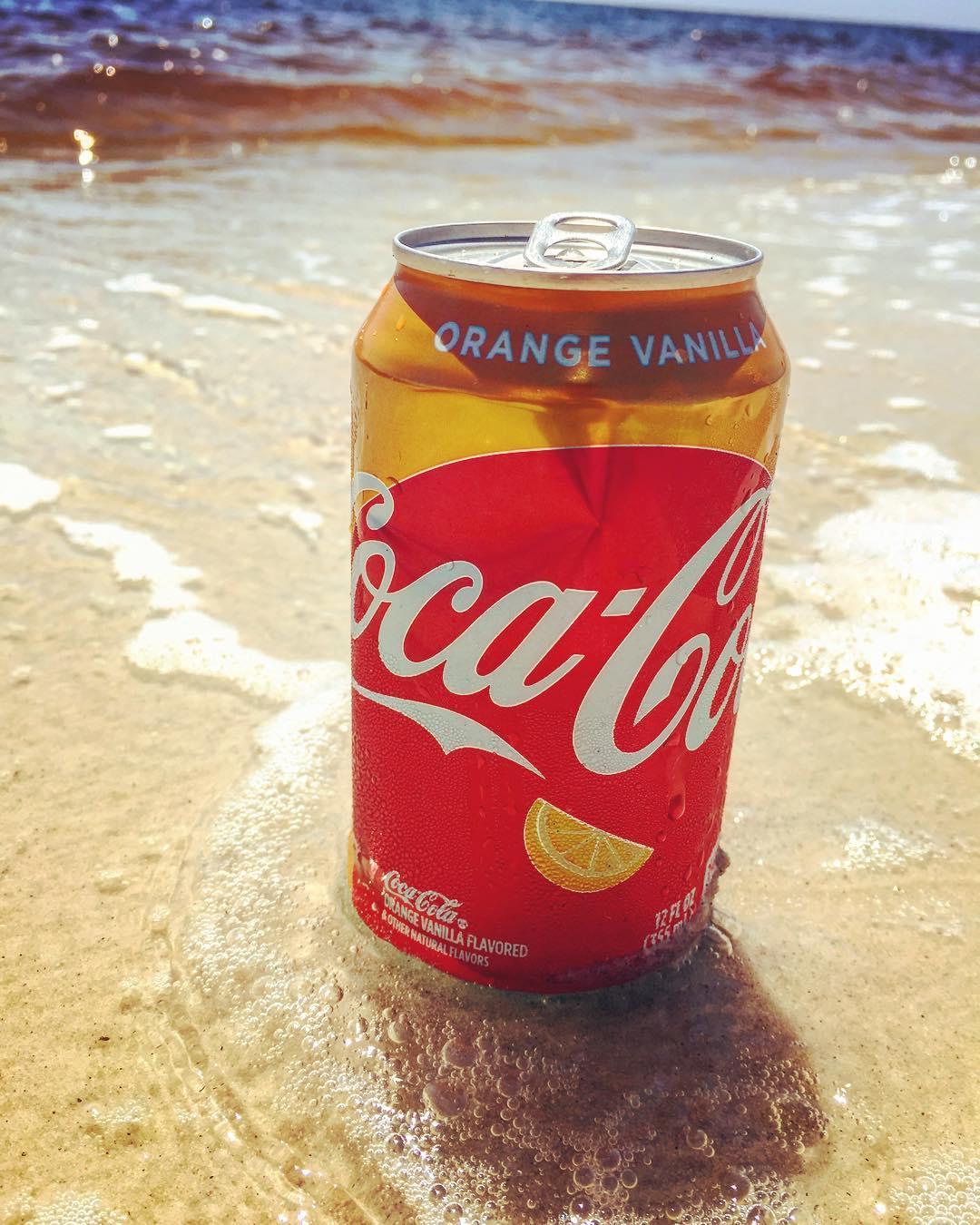 actualidad japonshop  Vámonos! Coca Cola NARANJA X VAINILLA