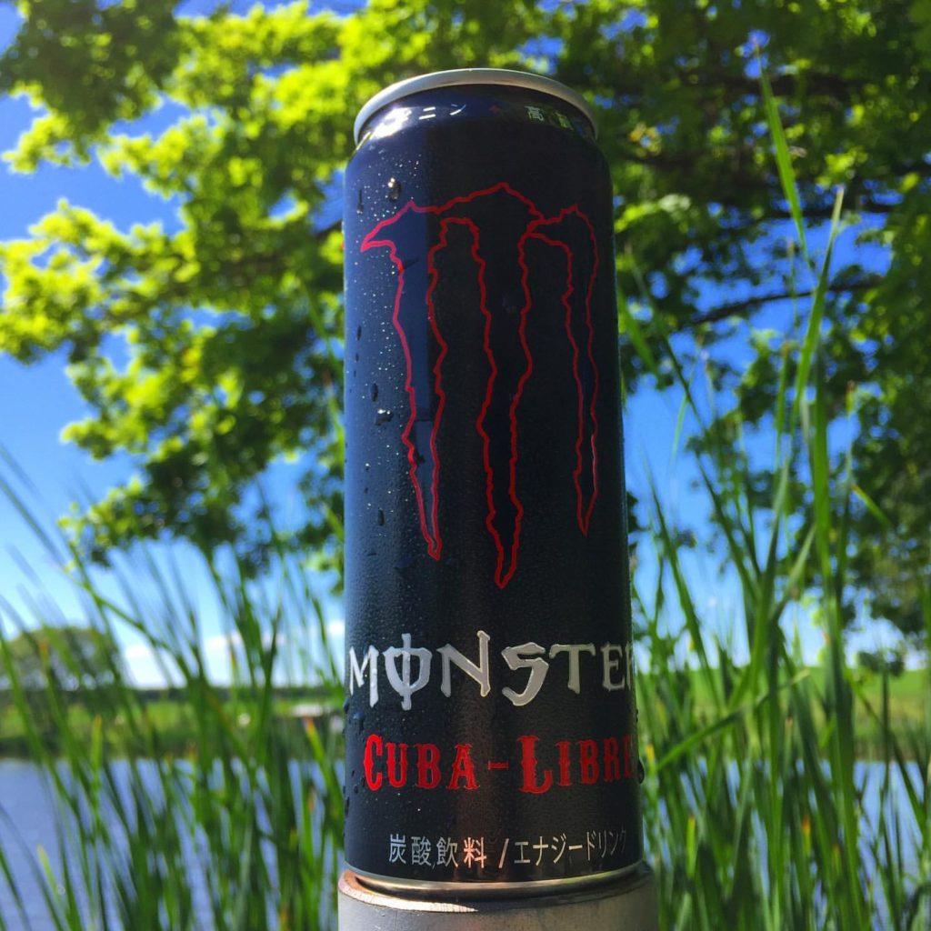 Monster Japón CUBA LIBRE Japonshop