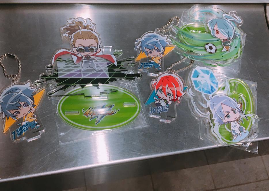 actualidad anime japon  Inazuma Eleven Café y 11 años con el esférico