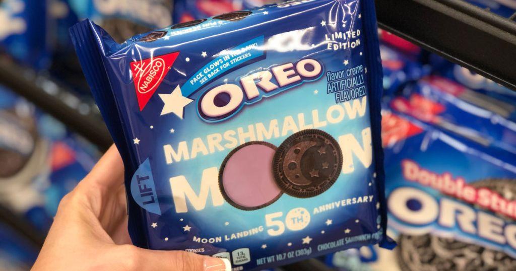 Oreo marshmallow moon Japonshop