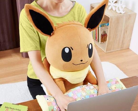actualidad japon japonshop  Cojín Pokemon para molar un montón