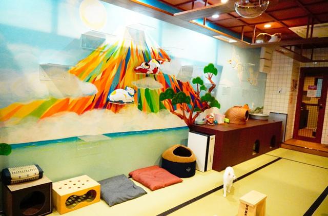 Neko Cafe Ryokan Japonshop