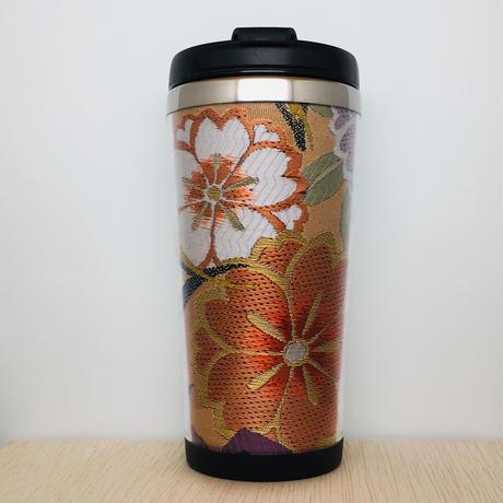 Tu bebida favorita en vasos con tela de kimono real
