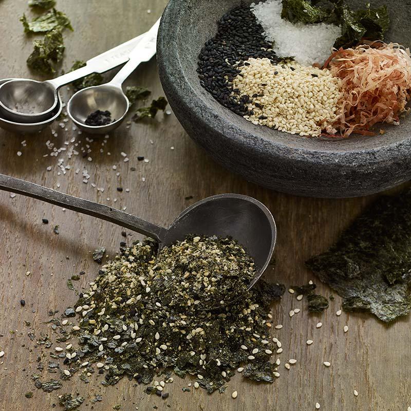 comida japon japonshop  El universo del Furikake y las gemas del Condimento!