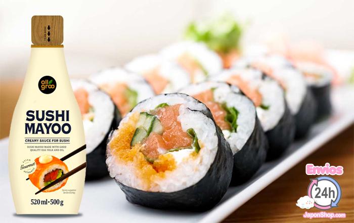comida corea japon japonshop  Mayonesa japonesa, un toque que no falta en tu mesa!