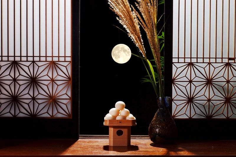 curiosidades japon japonshop  Tsukimi - Mirando la luna al estilo japonés