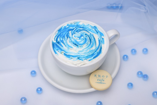 actualidad japon  Weathering with you cafe en Tokyo y Osaka