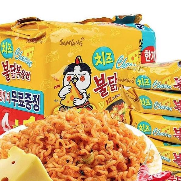 Ramen coreano con Japonshop lo tienes a mano!
