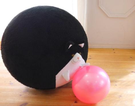 curiosidades japon  Japón kawaii cubre balones y más cosicas bonicas