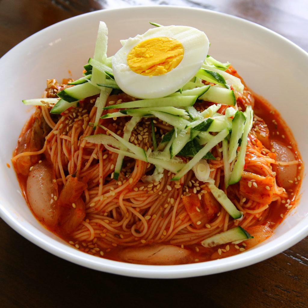 Ramen coreano