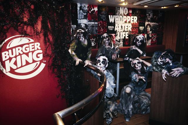 Burger King Shibuya Ghost Store