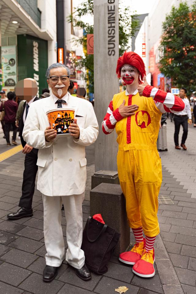 actualidad japon japonshop  ¡Feliz Halloween 2019 Japonshoppers! Shibuya party!