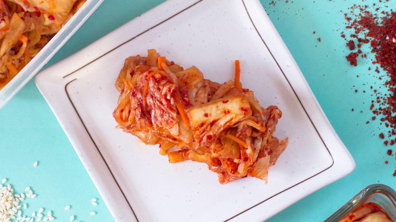 corea japonshop  Kimchi coreano en Japonshop! ¡Es la lichi!