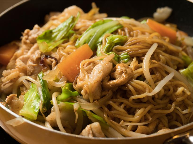 comida japon japonshop  Vuelven a Japonshop los Fideos Yakisoba Hyobanya Grand Matsuri