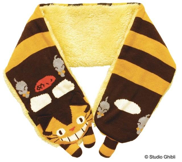 actualidad japon  Abrígate con Ghibli para este invierno que viene
