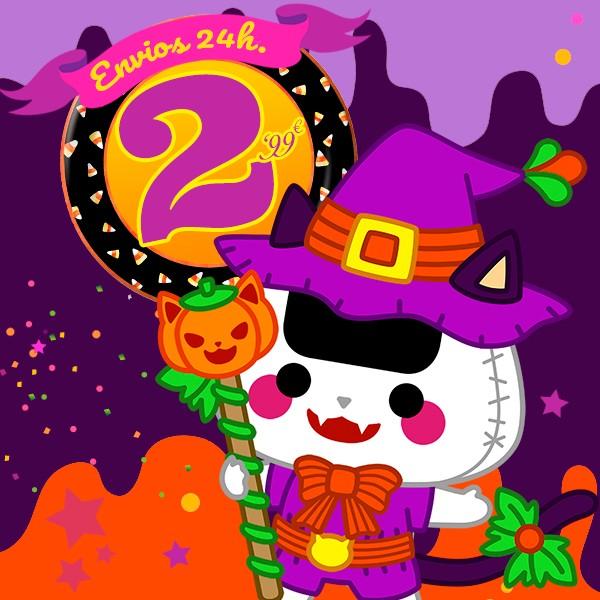 Sin categoría  Halloween en Japonshop con envío REBAJADO!