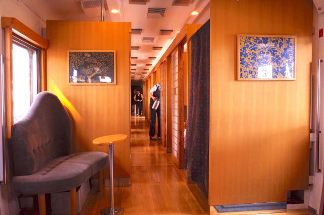 curiosidades japon  Plan de finde: comemos en un tren restaurante