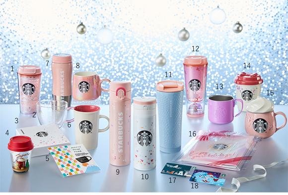 actualidad japon  Starbucks nuevo frapuccino de Navidad y merchan navideño!!