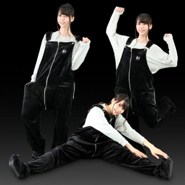 actualidad japon  Nuevo en Japón! Damegi 4G series el pijama para gamers!