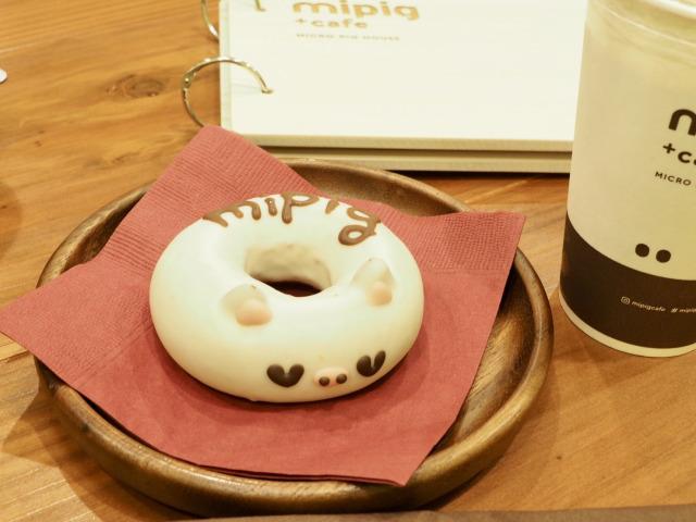 actualidad animales curiosidades japon  Mipig Harajuku el café de los peque cerditos que te robará el corazón