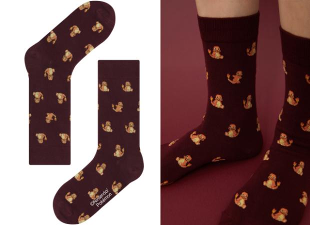 japon  Calcetines de Pokemon para piececillos que molan un montón!