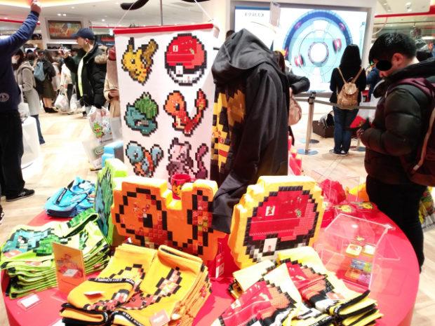 actualidad japon  Nintendo Store de Shibuya Parco en Japón - Pokemon y Kirby