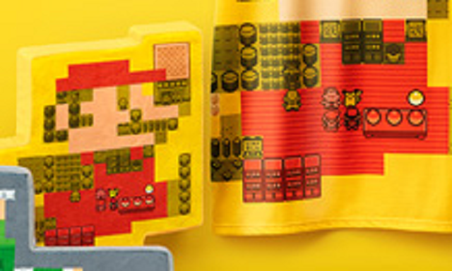 actualidad japon  Crossover Pokemon X Super Mario - Llega el merchan de Nintendo Store