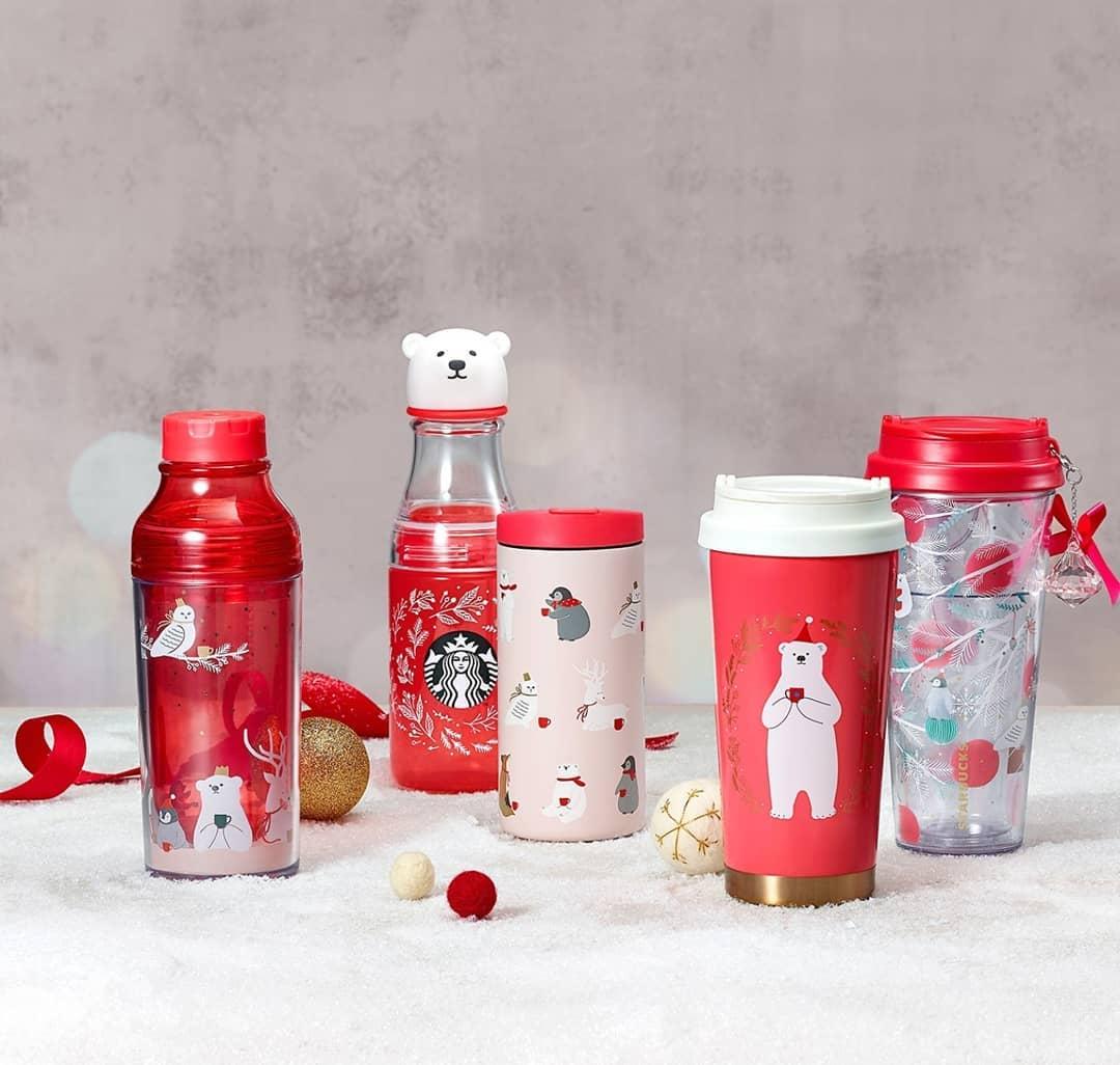 Navidad Starbucks