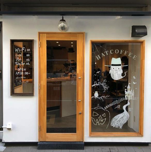 HATCOFFEE El latte ART 2D y 3D más espectacular de todo Japón!!