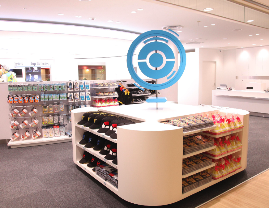 Abre ¡por fin! la primera tienda Nintendo Pokemon GO en Tokyo!