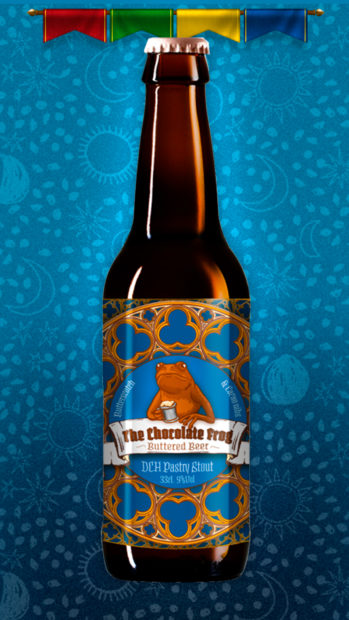 japonshop  Nueva cerveza de Mantequilla y Chocolate de Harry Potter
