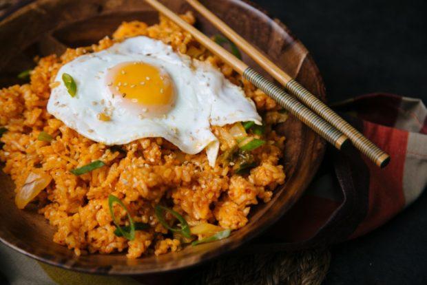 comida corea japonshop  Arroz coreano en Japonshop para disfrutar a mogollón!