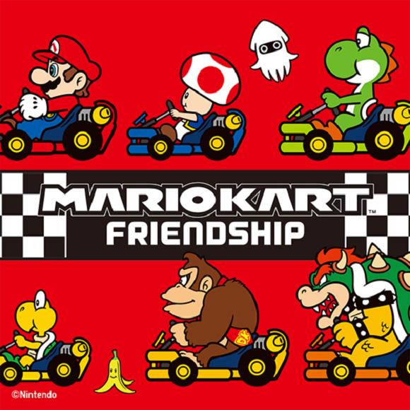 A flipar con las nuevas camisetas de Mario Kart de UNIQLO Japón