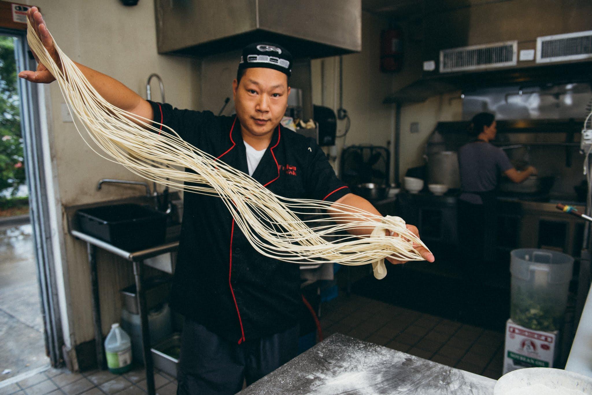 Fideos Noodles
