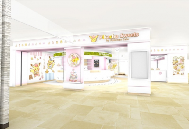 actualidad japon japonshop  Pop Up Pokemon Sweets Take out by Pokemon Cafe