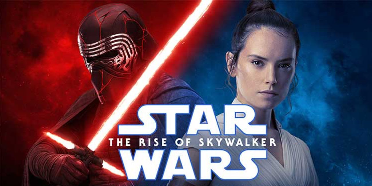 Star Wars Rise of the Skywalker! El épico final de una saga...