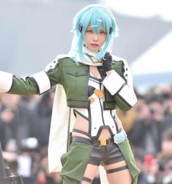 actualidad japon  Los cosplays del Winter Comiket y EnakoCos con su presencia espectacular!