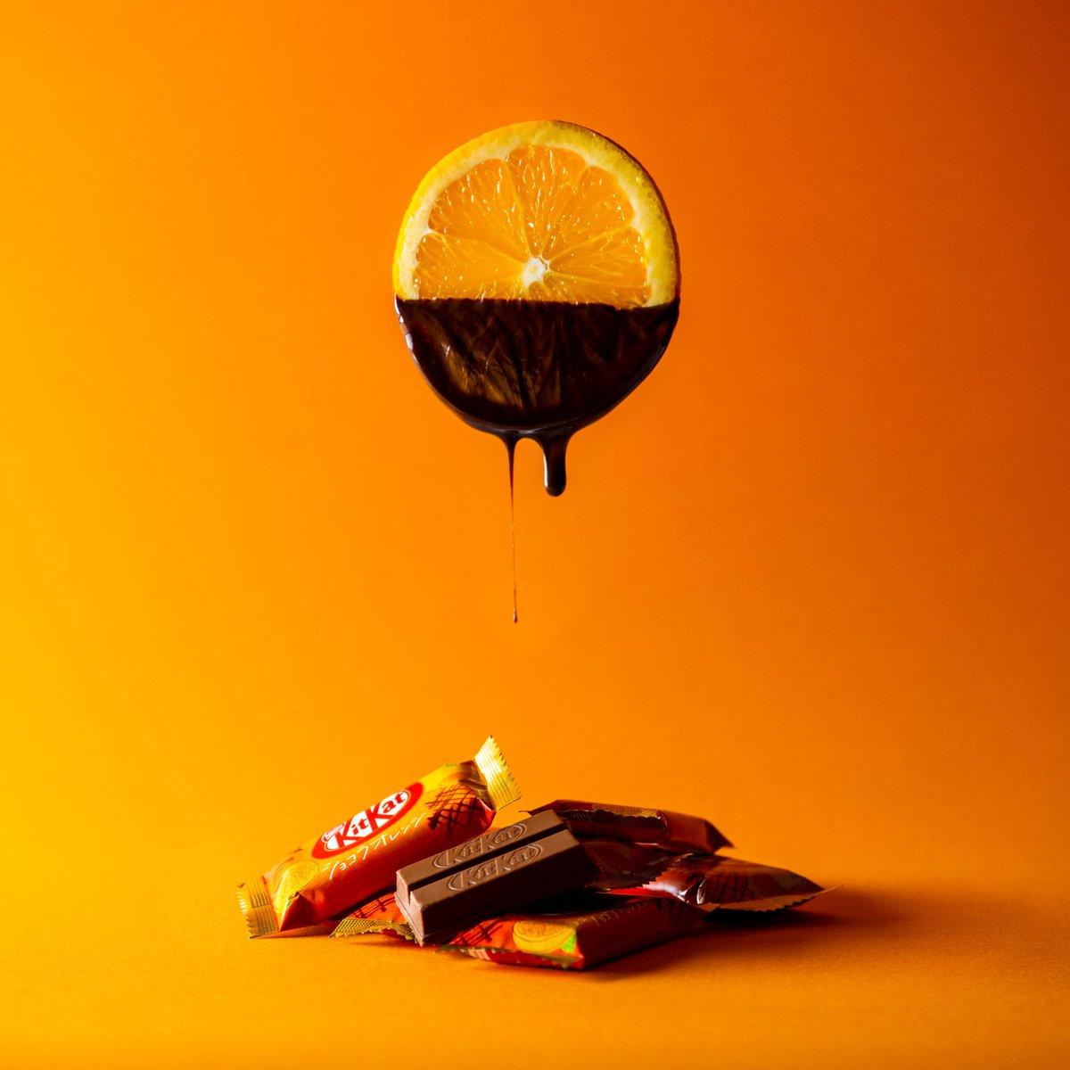 NUEVOS Kit Kat en Japonshop! Naranja-chocolate y Helado-barquillo!