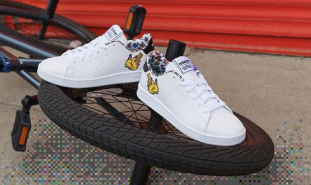 Adidas X Pokemon Pocket Monster special editions!