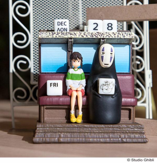 actualidad curiosidades japon  Arranca el año mejor con los calendarios de Ghibli que son AMOR!
