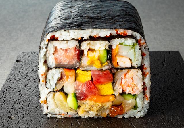 9 Sushi Rolls Ehomaki! El maki para gobernarlos a todos!