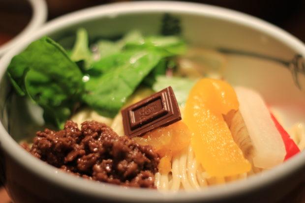 actualidad curiosidades japon japonshop  Ramen de CHOCOLATE de vuelta y con novedad de chocolate BLANCO!