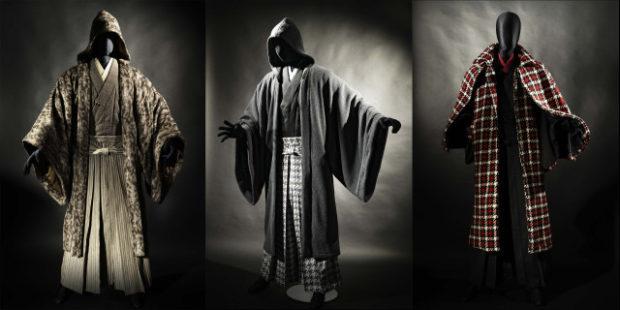 curiosidades japon  Alta costura de Wazigen Shizukaya con los nuevos kimonos de corte clásico-moderno!