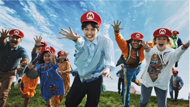 Universal Studios Japan Super Nintendo World está cada vez más cerca!